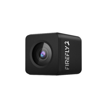 Hawkeye Firefly Micro Cam 2 160 Degree 2.5K HD Recording FPV Action Camera Built-in Battery Low Latency for RC Drone Car Airplane