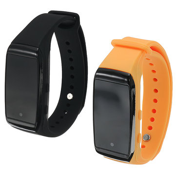 K18 HD 1080P Wearable Bracelet Video Wristband Mini Sport Camera Camcorders Support Micro SD No Hole