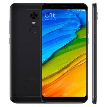 Xiaomi Redmi 5 Plus Fingerprint 5.99 inch 3GB RAM 32GB Snapdragon 625 Octa core 4G Smartphone