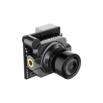 "Foxeer Arrow Micro Pro 1/3"" CCD 1.8mm M8 Lens 4:3 600TVL PAL/NTSC FPV Camera with OSD Black/Blue/Red"
