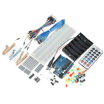 Geekcreit® Basic Learning Starter Kits UNO R3 For Arduino Basics