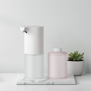 MIJIA Automatic Sensor Design 320ML Foaming Soap Dispenser Antibacterial Hand Sanitizer from xiaomi youpin Coupon Code and price! - $22
