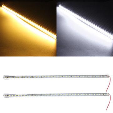 50CM 9W DC12V LED Rigid Strip Light 36 SMD 5630 Aluminum Alloy Shell Cabinet Lamp Bar