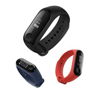 Original Xiaomi Mi band 3 Smart Watch OLED Display Heart Rate Monitor Bracelet International Version