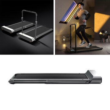 WalkingPad Treadmill R1 2 in 1 Smart Folding Walking Pad Running Machine APP Remote Control Modes Outdoor Indoor Sports Gym Electricl Fitness Equipment