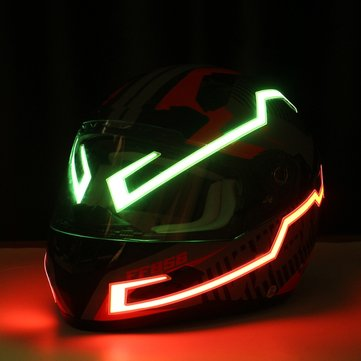 $15.19 For Rechargable Helmet Light