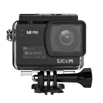 SJCAM SJ8 PRO 4K 60fps Action Camera Dual Screen Sport Camera DV Ambarella H22 Chipset Big BoxCar DVRsfromAutomobiles & Motorcycleson banggood.com