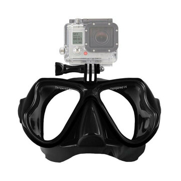 diving mask scuba snorkel water goggles face glasses mount