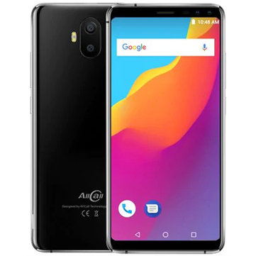AllCall S1 5.5 Inch 5000mAh Android 8.1 2GB RAM 16GB ROM MTK6580A Quad Core 3G Smartphone