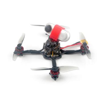 Happymodel Crux3 115mm CrazybeeX FR V2.2 F4 AIO 5A ESC VTX 1-2S 3 Inch Toothpick FPV Racing Drone BNF w/ 1202.5 6400KV Motor 25/200mW VTX Caddx ANT 1200TVL Camera