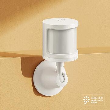 New Version XIAOMI Human Body Sensor Bluetooth 5.0 Smart Home Smart Human Body Movement Wireless Sensor Work with Mijia APP