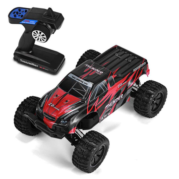 ZD Racing 9106S 1 or 10 Thunder 2.4G 4WD Brushless 70KM or h Racing RC Car Off Road Truck RTR Toys