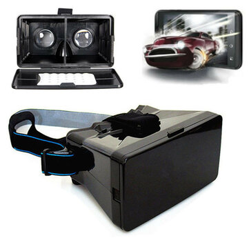 How can I buy ELEGIANT Virtual Reality VR Glasses for Mobile Phone 3D Glass Wearing Stereoscopic Head Wear 3D Glasses with Bitcoin