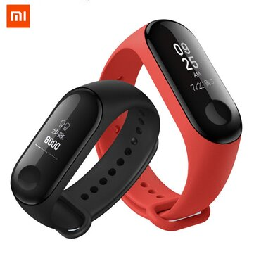 Original Xiaomi Mi band 3 Smart Wristband OLED Display 50M Waterproof Heart Rate Monitor Bracelet Smart Watch & Band from Mobile Phones & Accessories on banggood.com