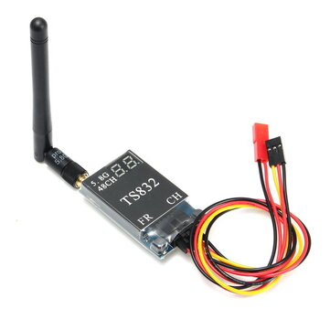 Eachine TS832 Boscam FPV 5.8G 48CH 600mW 7.4-16V Wireless Transmitter for RC Drone FPV Racing