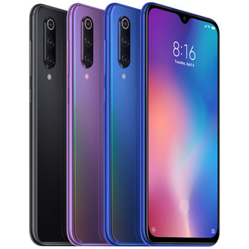 Xiaomi Mi9 Mi 9 SE Global Version 5.97 inch 48MP Triple Rear Camera NFC 6GB 64GB Snapdragon 712 Octa core 4G Smartphone