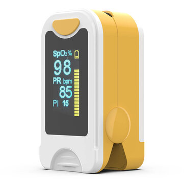 PRO-M130 Household Portabl LED Fingertip Pulse Oximeter SPO2 PR+MISE Pulse Oximeter Blood Oxygen Monitor for sale in Bitcoin, Litecoin, Ethereum, Bitcoin Cash with the best price and Free Shipping on Gipsybee.com