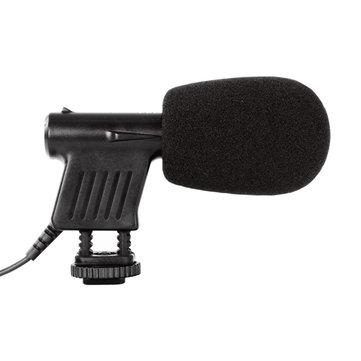 BOYA BY-VM01 Mini Directional Video Condenser Microphone for Canon Nikon DSLR Camcorder