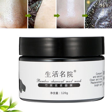 Black Bamboo Char than Blackhead Removal Peel Off Mask Purifying Moist Smooth Cleansing