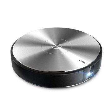 JMGO N7L Entènasyonal Pwojektè 2G 16G 700 ANSI Lumèn Smart Beamer WIFI Bluetooth Oratè 4K ki ap dirije televizyon