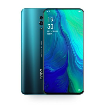 OPPO Reno 6.4 Inch FHD+ AMOLED NFC 3765mAh Android 9.0 6GB 256GB Snapdragon 710 Octa Core 2.2GHz 4G Smartphone