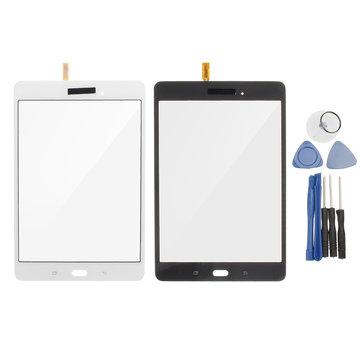 Touch Pantalla Panel de vidrio digitalizador de pantalla + Herramientas para Samsung Galaxy Tab A 8.0'' SM-T350