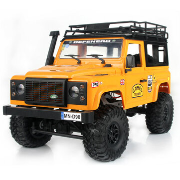 $49.99 for MN-90 1/12 2.4G 4WD Rc Car RTR