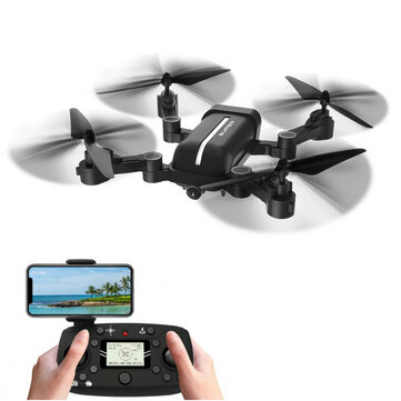 US$89.9917%BAYANGTOYS X30 GPS 5G WiFi 1080P FPV with 8MP HD Camera Follow Me Foldable RC Drone Quadcopter RTFRC Toys & HobbiesfromToys Hobbies and Roboton banggood.com