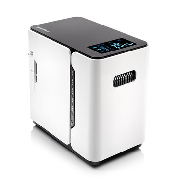 YUWELL 300S Home Oxygen Generator Health Care Protection Oxygen Concentrator Oxygenation Making Machine Air Purifier Water Ozonizers from Xiaomi Ecological Chain
