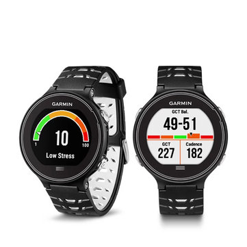 Garmin Forerunner630 Smart Running Watch GPS Sports Heart Rate Physiological Indicators Waterproof Touch Screen Daily Activity Sleep Fatigue Monitoring Running Correction