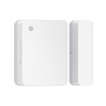 2020 NEW Xiaomi Smart Door and Window Sensor 2 with Light Detection bluetooth 5.1 APP Opening or Closing Records Overtime Unclosed Reminder Work with Xiaomi Mijia Multimode Gateway