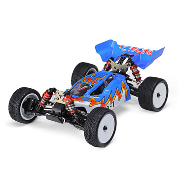 LC RACING EMB 1 1 or 14 2.4G 4WD Brushless Racing RC Car Off Road Vehicle RTR