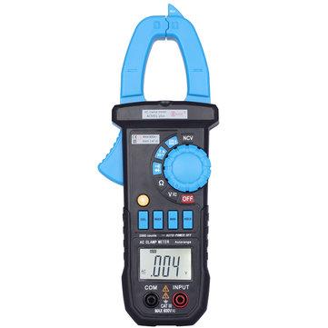 Bside ACM01 Plus Auto Range Manual Range Digital AC Current Clamp Meter Multimeter Diode Continuity Test Backlight NCV Function