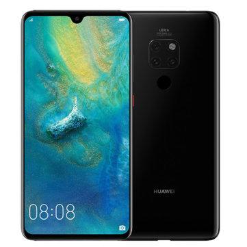 Huawei Mate 20 Triple Rear Camera 6.53 inch 6GB RAM 64GB ROM Kirin 980 Octa core 4G Smartphone
