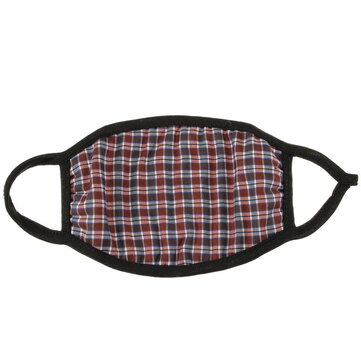 Motorcycle Male Fine LatticE Classic Mask Double Thickened Cotton Warm Masks