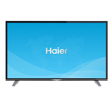 Haier U55H7000 55 Inch DVB-T/T2/S/S2/C Smart TV Television Support 4K Netflix  Dolby Digital Plus DTS HD