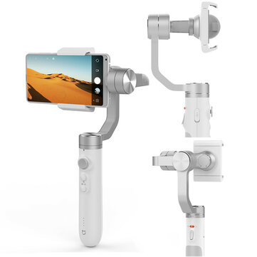 Xiaomi Mijia SJYT01FM 3 Axis Handheld Gimbal Stabilizer with 5000mAh Battery for...