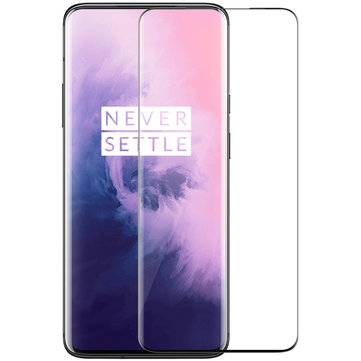 NILLKIN 3D DS+MAX Anti-Explosion Full Glue Full Cover Tempered Glass Screen Protector for OnePlus 7 Pro