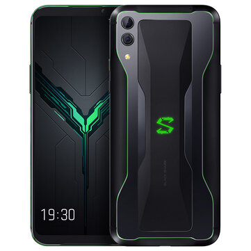 Xiaomi Black Shark 2 6.39 inch 48MP Dual Rear Camera 6GB 128GB Snapdragon 855 Octa Core 4G Gaming Smartphone