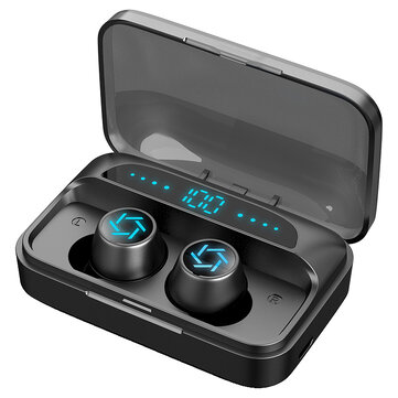 Kolinsky S15 TWS bluetooth 5.0 Earphone Wireless Earbuds Smart Touch Noise Cancelling Mic Stereo Gaming Headphone Headset for sale in Bitcoin, Litecoin, Ethereum, Bitcoin Cash with the best price and Free Shipping on Gipsybee.com