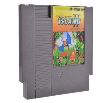 How can I buy Hudson's Adventure Island II 72 Pin 8 Bit Game Card Cartridge for NES Nintendo with Bitcoin