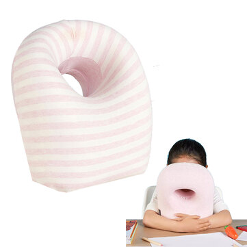 Buy Children Nap Pillow Innovative Air Travel Neck Pillows Head Chin Support Cushion For Flights Car Airplane Kids Napping Pillows with 4 on Gipsybee.com