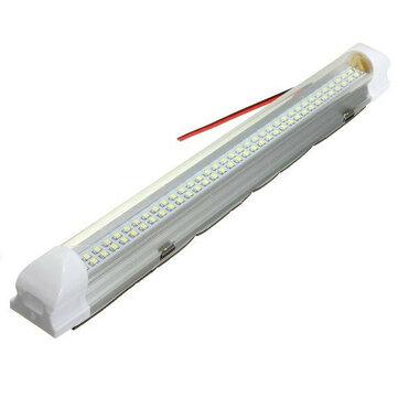 Nội thất phổ quát 34cm Đèn LED dải màu trắng với công tắc BẬT / TẮT 1 chiếc cho xe hơi Caravan Car