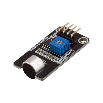 RobotDyn® Microphone Sound Measure Module Voice Sensor Board with Digital  and Analog