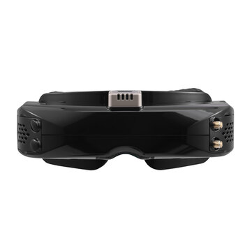 Eachine EV300O FPV Goggles Black 1024x768 OLED 3D 5.8Ghz 48CH Diversity with New Rapidmix RX Receiver Built-in DVR Headtracker Focal Adjustable