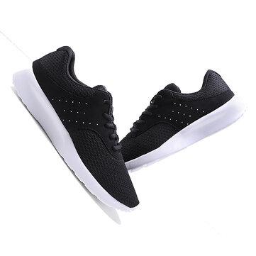 US $ 24.99 71% Xiaomi 90FUN Mężczyźni Sneakers Odkryty Lekkie Oddychające Buty do biegania Wygodne Miękkie Casual Sportowe Buty Rowerowe i Rowerowe ze Sportu i Outdoor na banggood.com