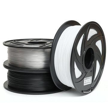 Dây tóc PETG 1kg 1,75mm Màu trắng đen hoặc màu nude Dây tóc mới cho máy in 3D