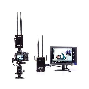 R2TECK BeamLink DVLM-100 WiFi / 5G 25mW-800mW HD système de transmission vidéo FPV pour la diffusion de téléphone