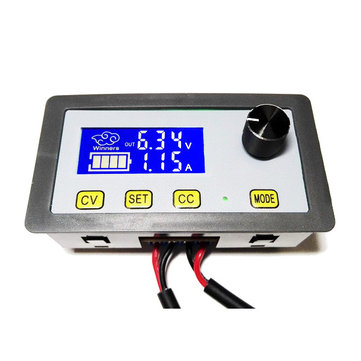 Winners® 5A DC Adjustable CNC Step Down Power Supply Constant Voltage Current LCD Screen Module