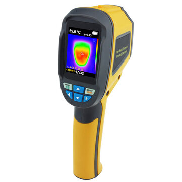 $159.99 for HT02 Handheld Infrared Thermal Imager